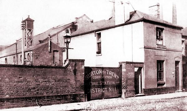 Building Control Burton On Trent