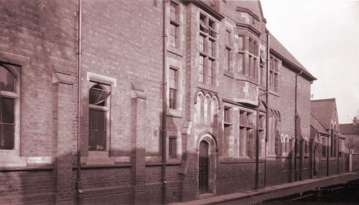 Burton On Trent Local History Bond Street