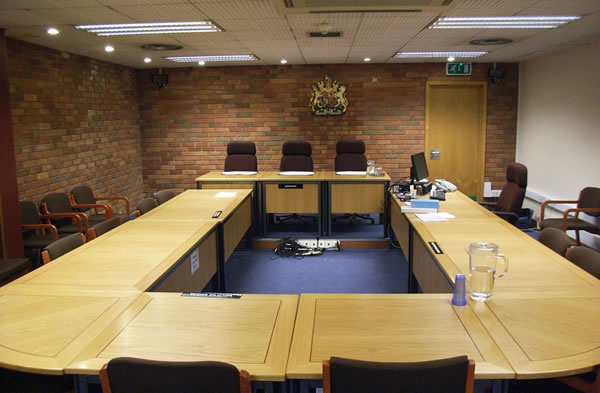 Burton on Trent Local History»Archive » Magistrates Court