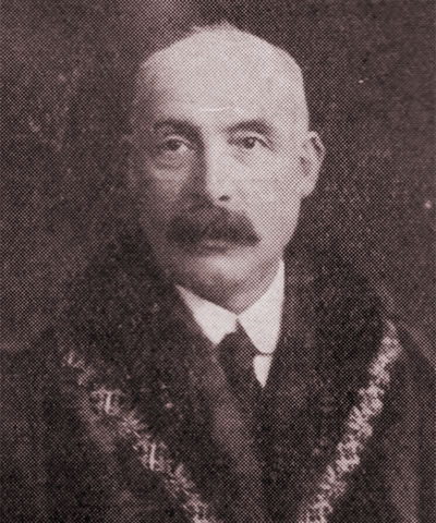 tony egginton mayor of mansfield